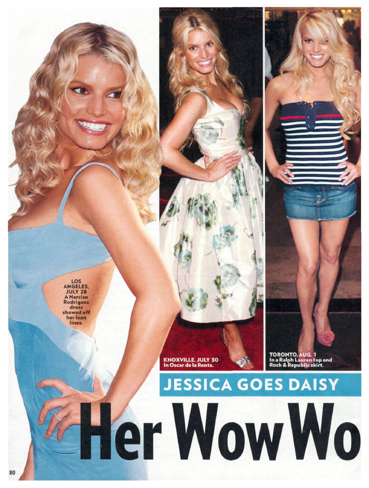jessica simpson as daisy duke photos