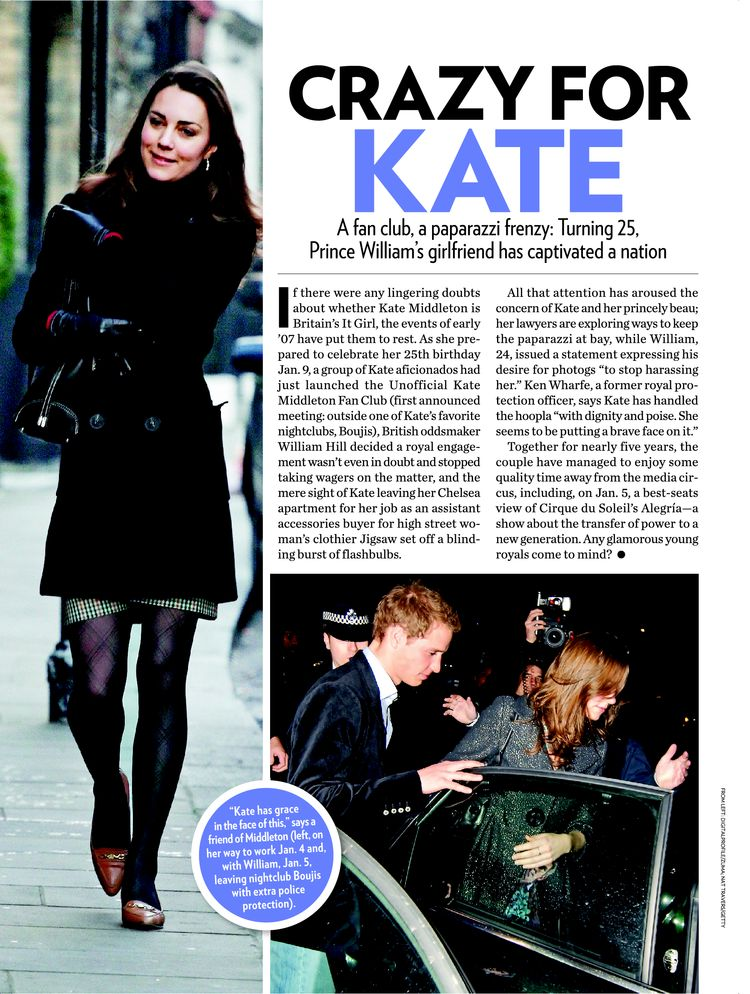 If there were any lingering doubts about whether Kate Middleton is Britain's ...