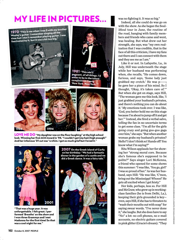 From PEOPLE Magazine Click to enlarge
